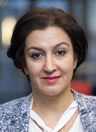 Profilbilde: Hediyeh Haj Nassiri