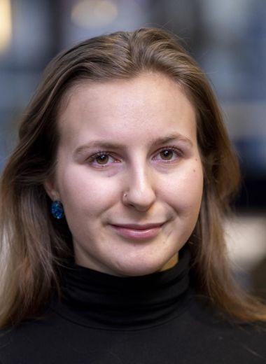 Profilbilde: Pernille Hammari