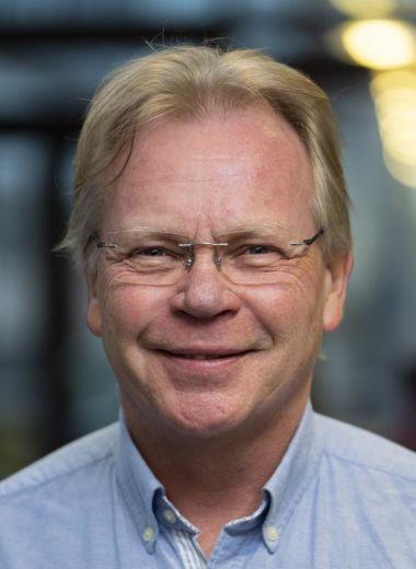 Profilbilde: Jan-Henning Krogh