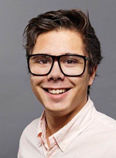 Profilbilde: Nicolay Berge