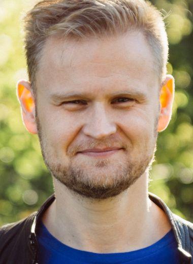 Profilbilde: Lars Christian Gjøsæther