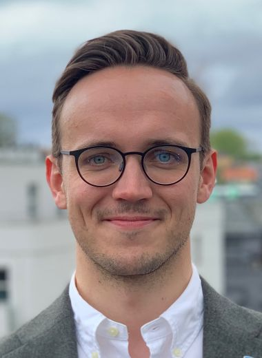 Profilbilde: Daniel Lyngseth Fenstad