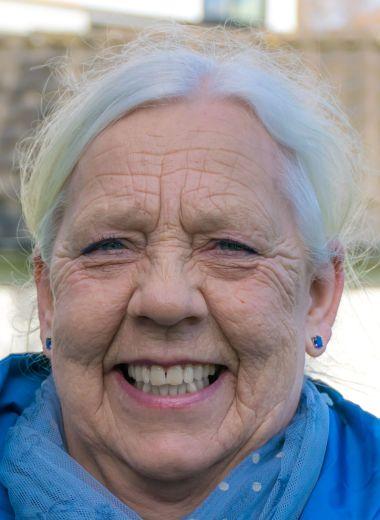 Profilbilde: Kari Haneborg Røhr