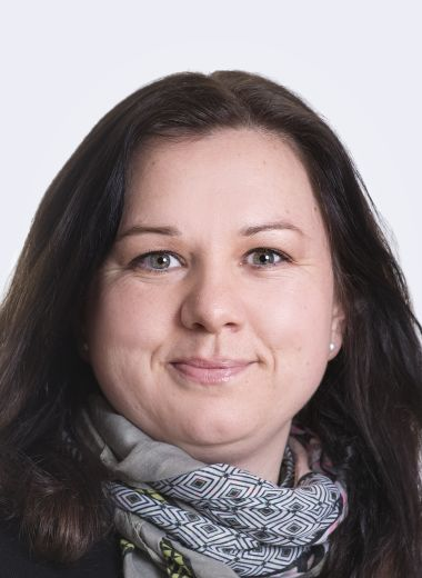 Profilbilde: Hilde Hesby