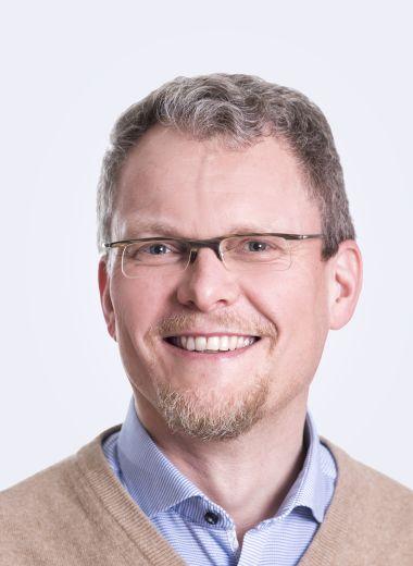 Profilbilde: Frode Knudsen Modalsli