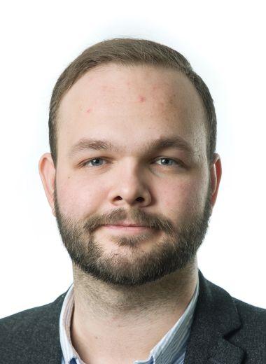 Profilbilde: Carl Christian Grue Solberg