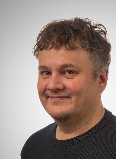 Profilbilde: Hans Petter Ohrem