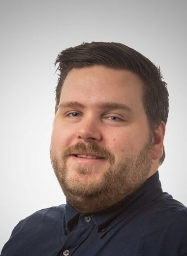 Profilbilde: Mikael Nilsson Søyland