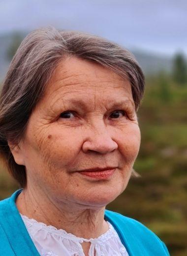 Profilbilde: Ristin Mortensson