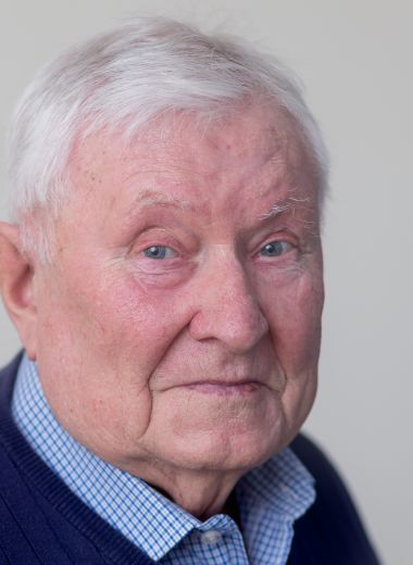 Profilbilde: Johan A. Bakke