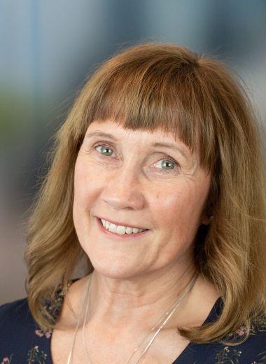 Profilbilde: Grethe Monica Fjærvoll