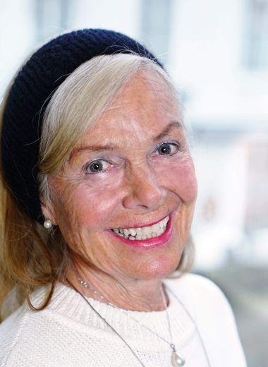 Profilbilde: Kirsten Huser Leschbrandt