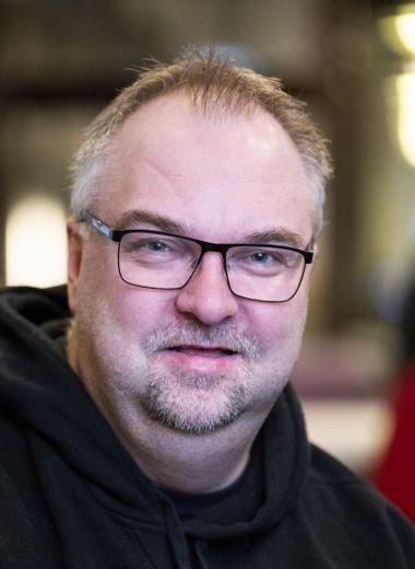 Profilbilde: Ole Trillhus