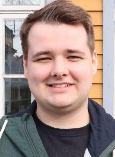 Profilbilde: Fredrik Sæterstøl Mohn