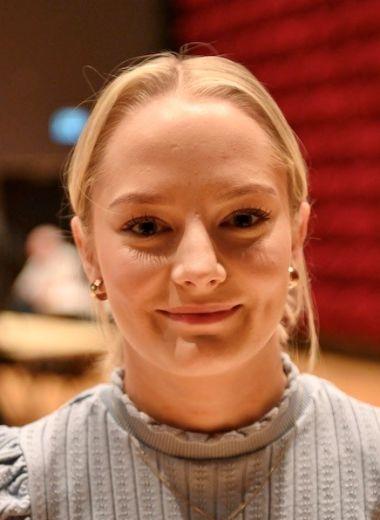 Profilbilde: Erika Sveen Lyngen