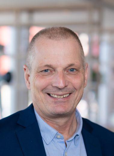Profilbilde: Frank Pedersen