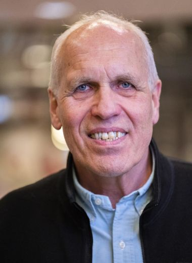 Profilbilde: Helge Wetterstad