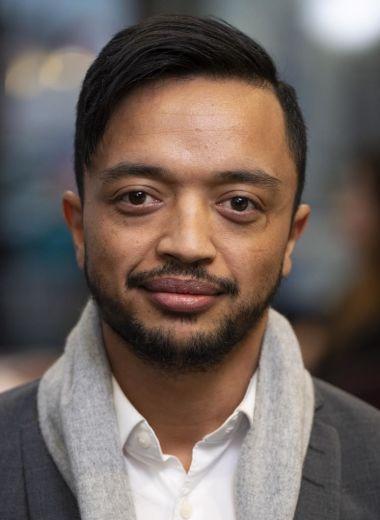 Profilbilde: Sayed Sohaib Karimi