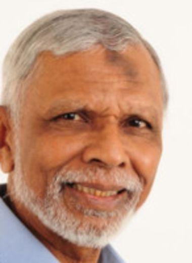 Profilbilde: Noor Mohamed Hussain