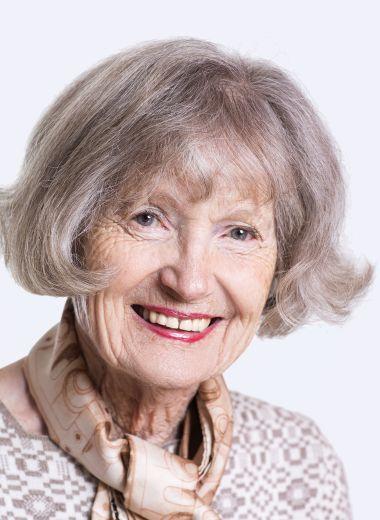 Profilbilde: Bjørg Ager-Hanssen