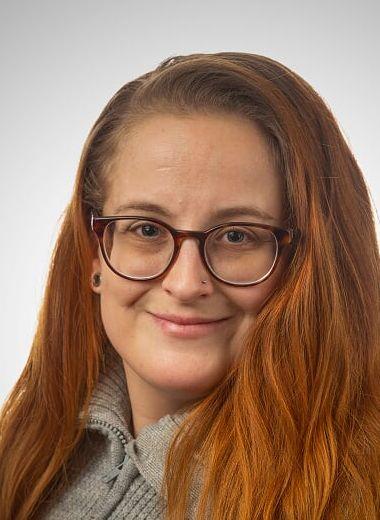 Profilbilde: Elisabeth Kværne Nilsen