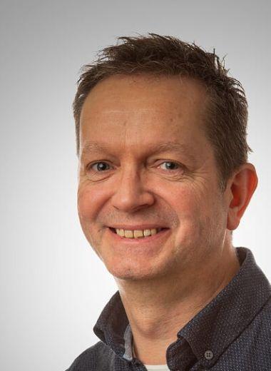 Profilbilde: Tor Vinje-Christensen