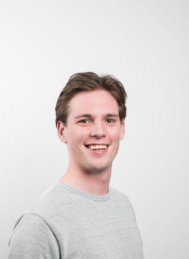 Profilbilde: Håkon Bergseth