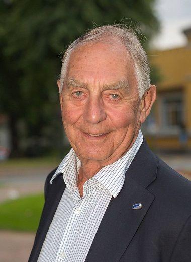 Profilbilde: Johan Baumann