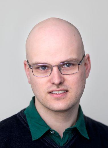 Profilbilde: Lars Røed Hansen