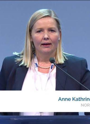 Profilbilde: Anne Kathrine N. Solberg