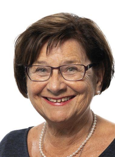 Profilbilde: Kari Lise Holmberg