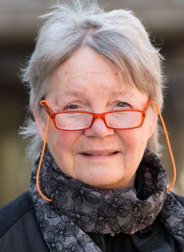 Profilbilde: Gretha Kant