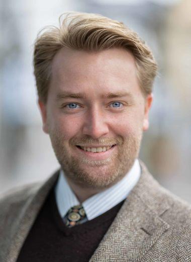 Profilbilde: Haagen Severin Nilson Poppe