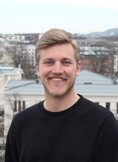Profilbilde: Jacob Mæhle