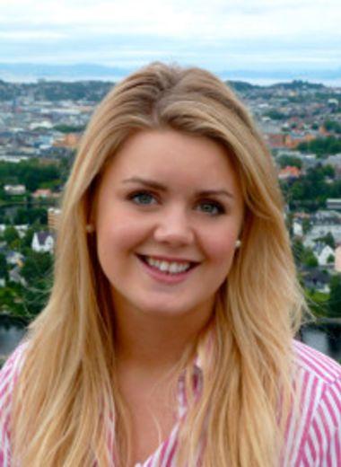 Profilbilde: Carina Anastasia Lorentzen Hepsø