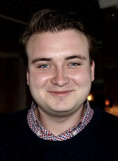 Profilbilde: Herman Sannerholt
