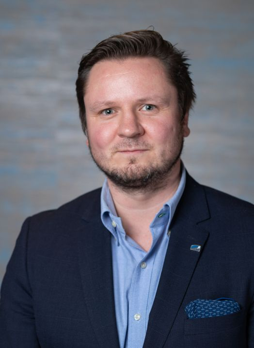 Profilbilde: Erlend Nævdal-Bolstad