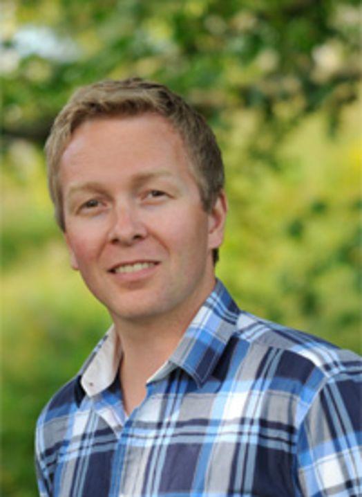 Profilbilde: Lars Oddvin Hovda