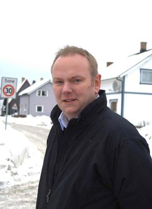 Profilbilde: Odne D. Holm
