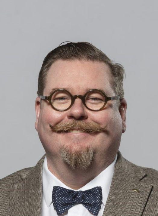 Profilbilde: Knut Thomas Hareide-Larsen