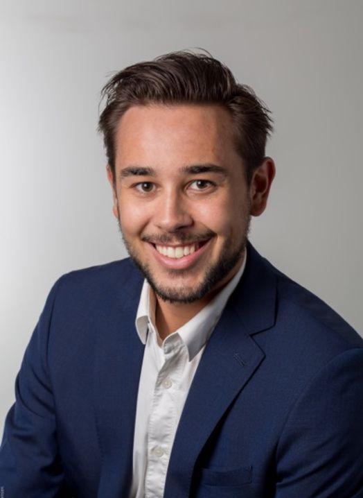 Profilbilde: Fredrik Tronhuus