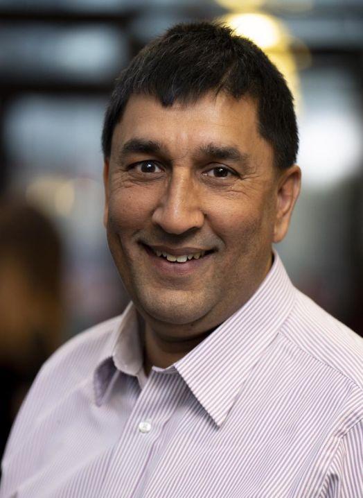 Profilbilde: Ravi Sunder