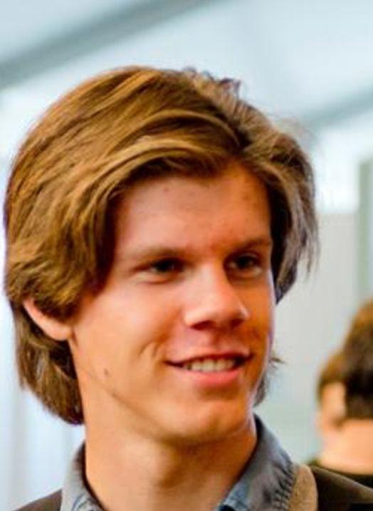 Profilbilde: Oskar Sunde
