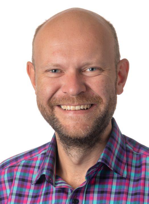 Profilbilde: Stian Fredrik Skalle