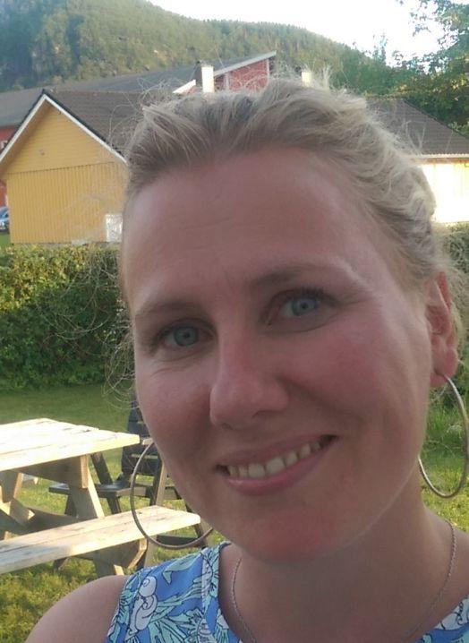 Profilbilde: Anette Marie Holand Nilsen