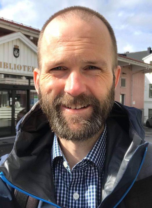 Profilbilde: Lars Erik Vaale