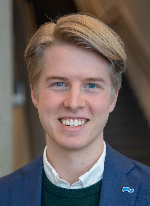 Profilbilde: Tage Slind Jensen