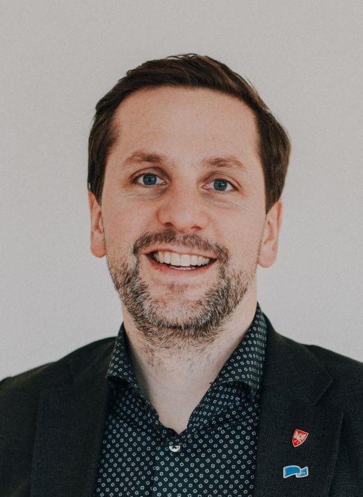 Profilbilde: Andreas Vollsund