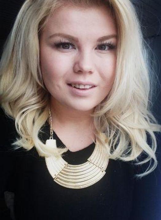 Profilbilde: Veronica Christiansen