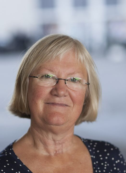 Profilbilde: Åse Røsstad Severinsen